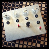 A 3-oscillator optical tremolo of sorts based on the Tremulus Lune, but with a different oscillator section - also has a blend knob that transitions from audio input to oscillators, allowing you to use it as a primitive synth/noise generator as well.