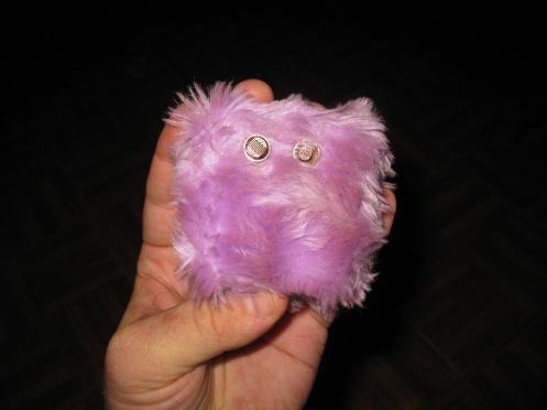 Tiny Furry Oscillator