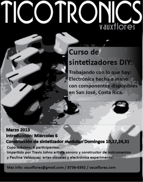 TicoTronics March 2013