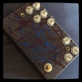 Number 83 - A delay-vibrato combo. Call it a prototype of sorts for a long-term project in the works. Currently lives in Iceland.