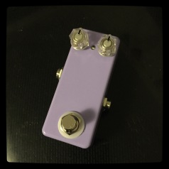 Number 95 - Nothing too fancy - just a goofy little optical compressor for a banjo-playing bud of mine.